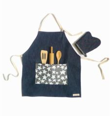 apron set for kids