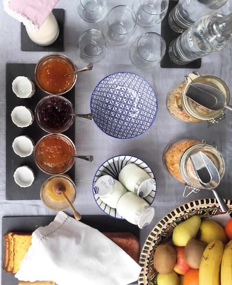 Breakfast 💛 [començar el dia de la millor manera, cuidar els detalls i disfrutar de les petitescoses].